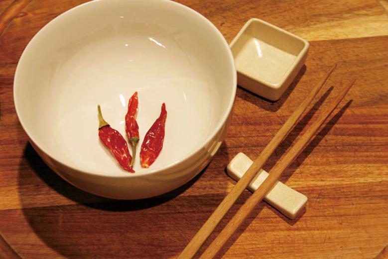 中華マナー_皿の使い方