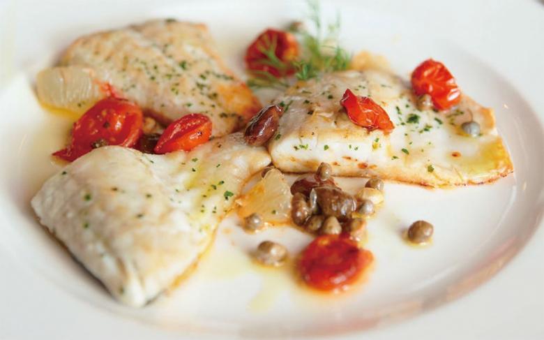 洋食テーブルマナー_お魚