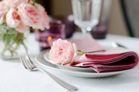 洋食テーブルマナー_ナプキン
