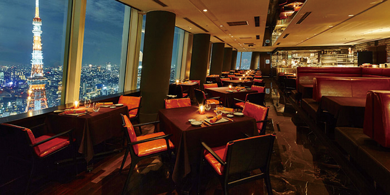 和食中華マナー_高級レストランイメージ